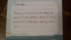 40 Hilariously Honest Notes From Kids