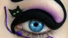 Top 10 Crazy Cool Eye Makeup