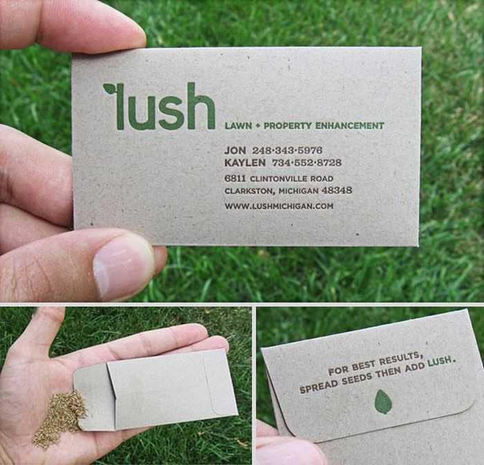 28 most eye catching business cards ever amazingly creative seenox creative business cards design 25 reheart Images