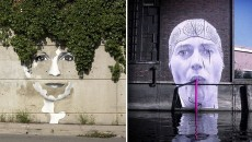 Forget Those Ugly Graffitis: This Is Real Street Art!
