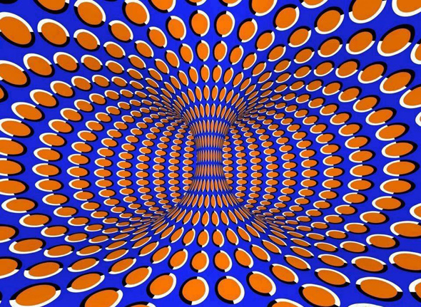 30 Incredible Visual Illusions Which Will Make You Feel