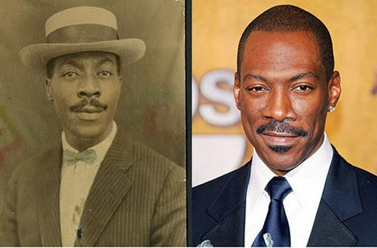 35 Celebrities and Their Historical Dopplegangers | 22 Words