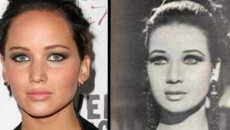35 Celebrities And Their Mind-Bending Historical Look-Alikes.