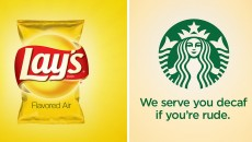 25 Brand Slogans Changed By Artist In Funny Ways To Tell The Truth!
