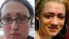 30 Hilarious And Awkward Eyebrow Fails! #8 Will Make You Pee In Your Pants!