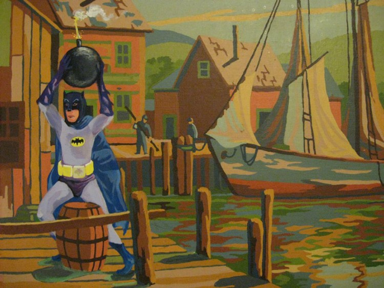 Pop-Culture-Characters-In-Store-Paintings-11