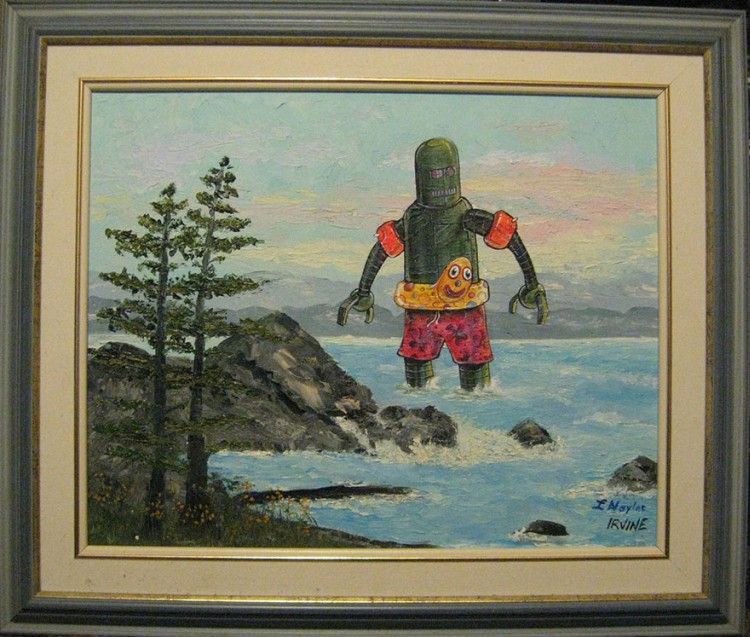 Pop-Culture-Characters-In-Store-Paintings-12