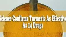 Turmeric Can Replace 14 Drugs As Science Proves!