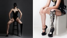 Disabled Beauty: Viktoria Modesta – World's 1st Amputee Pop Star!