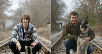 20 Absolutely Cute Before and After Photos of Animals Growing Up