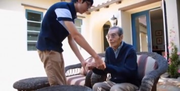 15 Year Old Boy Invents Brilliant Device To Help His Sick Grandfather